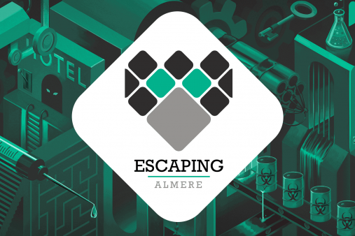 Reserveer escape rooms bij Escaping Almere