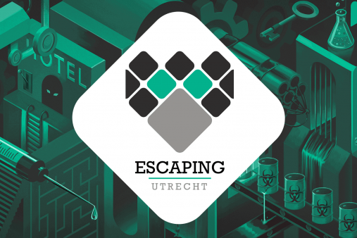 Reserveer escape rooms bij Escaping Utrecht